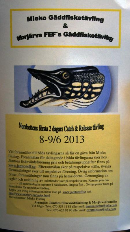 Norrbotten c&r tävling