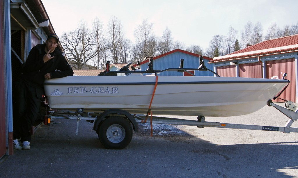 FKP-Gear moddad båt!