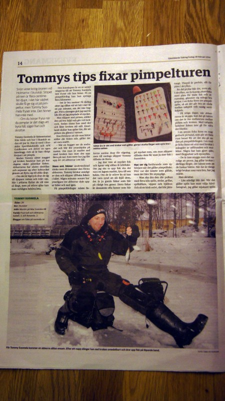 Gästriklands tidning Sidan 14